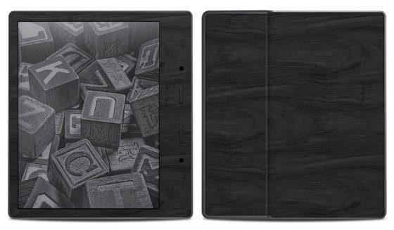 Kindle Oasis-blackwood