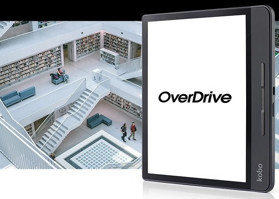 How to borrow library ebooks on kobo ereaders using overdrive.