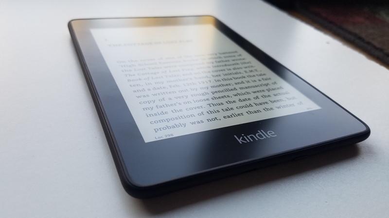 Ebook Onto Kindle Paperwhite