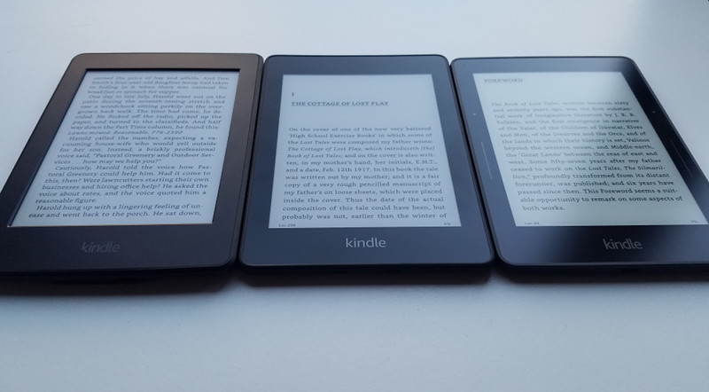 New Kindle Paperwhite 4 Now Available, Here's a First Look