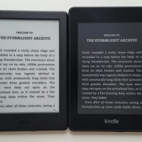 Kindle Paperwhite 4 vs Kindle
