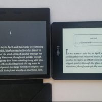 Kindle Paperwhite 4 vs Kindle Oasis 2