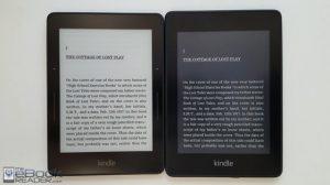 Kindle Paperwhite 4 vs Kindle Voyage Comparison Review
