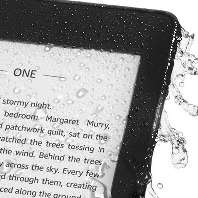Here's What to do if Your Waterproof Kindle Paperwhite Gets