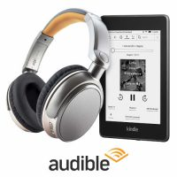 Kindle Paperwhite Audible Bundle