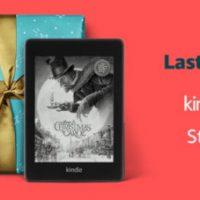Kindle Paperwhite Christmas Sale