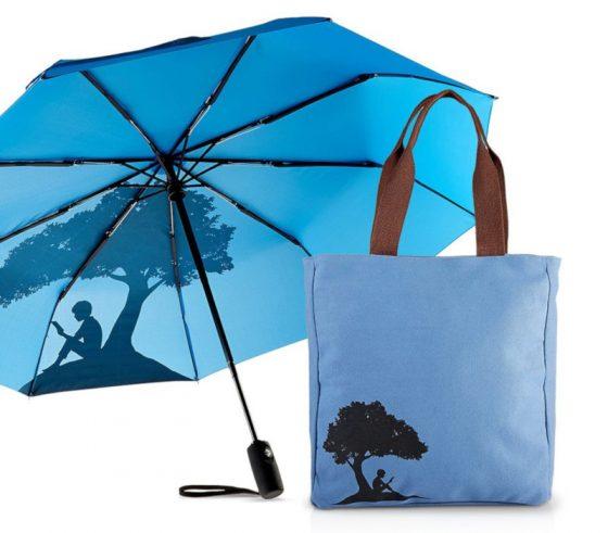 Kindle Umbrella Bag