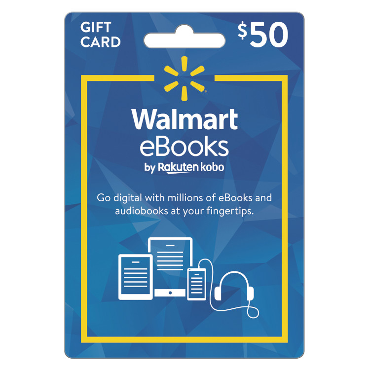 Walmart Now Charging More For EBook Gift Cards Than They