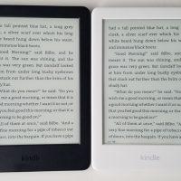 2019 Kindle White vs Black