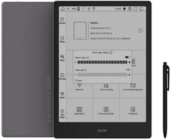 Onyx Boox Note Pro