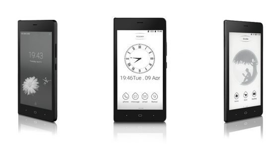 Kingrow K1 E Ink Smartphone