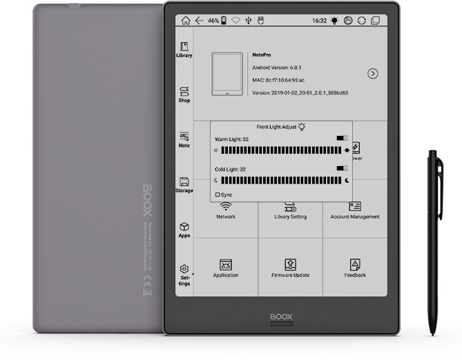 Onyx Boox Note Pro Review and Video Walkthrough   The eBook Reader Blog
