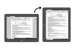 Paperlike E Ink monitor