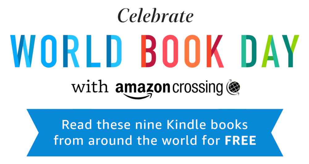 Get 9 Free Kindle eBooks for World Book Day | The eBook