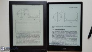 Note Pro vs Likebook Mimas