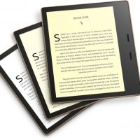 Kindle Oasis Warm Light