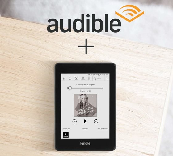 Kindle Audiobooks