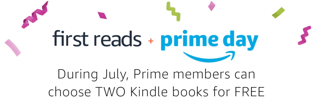 Prime Members Get Two Free Kindle eBooks in July | The eBook