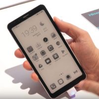Hisense A5 E Ink Smartphone