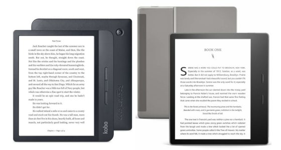 Kobo Libra vs Kindle Oasis