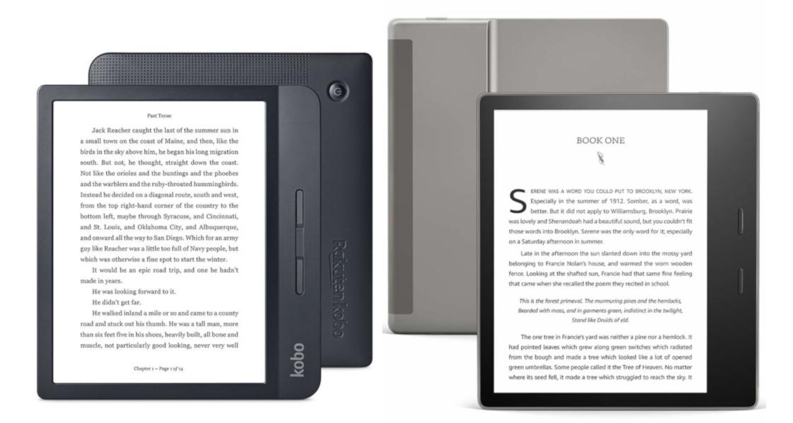 Will New Kobo Libra Force Amazon to Lower Kindle Oasis