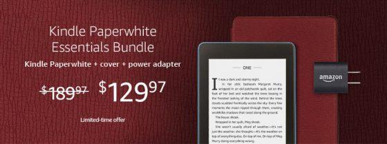 Kindle Essentials Bundles