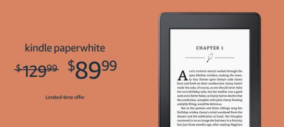 Kindle Paperwhite Sale 2019
