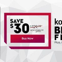Kobo Black Friday Sale
