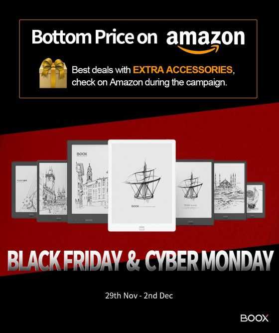 Onyx Black Friday Deals