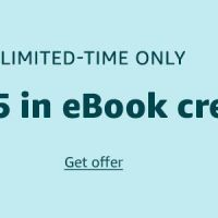 Kindle Credit Deal