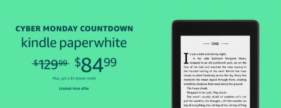 10 Free Kindle Ebooks And Cyber Monday Kindle Deals The