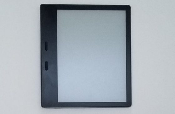 Kindle Screen Off