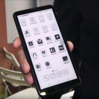 Onyx E Ink Phone