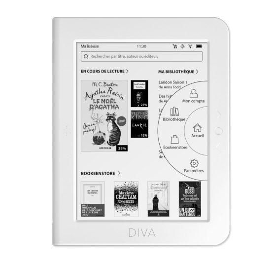 Bookeen Diva