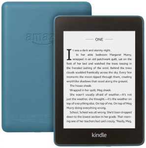 Kindle Paperwhite Blue