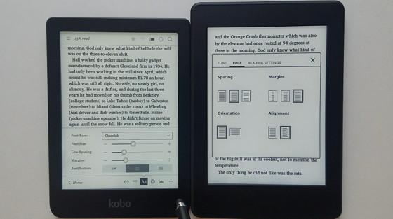 Kobo-Clara-vs-Kindle-Paperwhite
