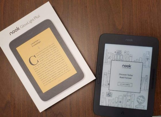 Nook Glowlight Plus Renewed