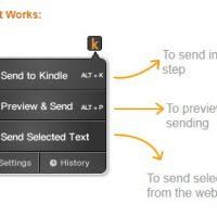 Send-to-Kindle-Web