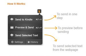 Send-to-Kindle-Web