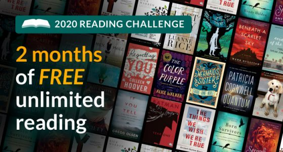 Kindle Unlimited Reading Challenge