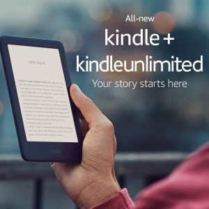 Kindle with Kindle Unlimited