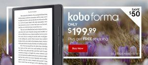 Kobo Forma Sale