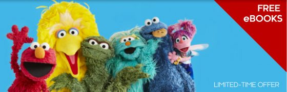 Kobo Free Sesame Street