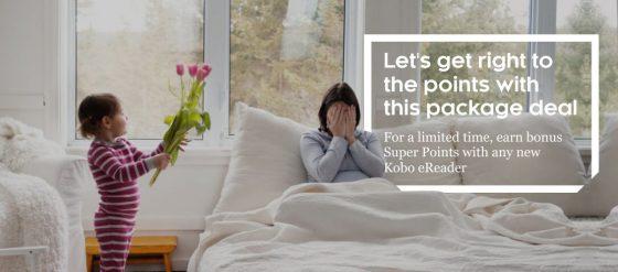 Kobo Super Points Deal