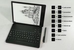 Onyx Bluetooth Keyboard