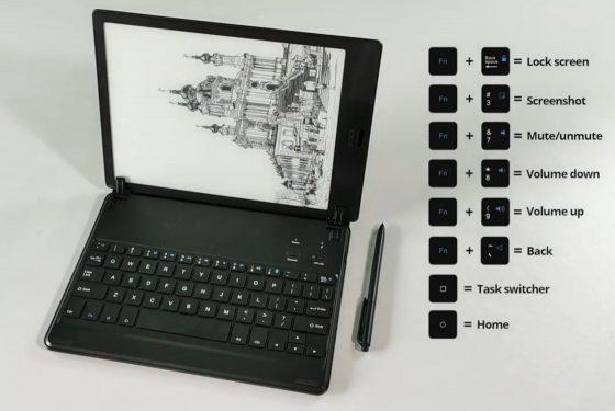 Onyx Bluetooth Keyboard