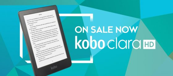 Kobo Clara HD Sale