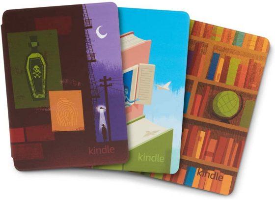 Kindle Printed Covers