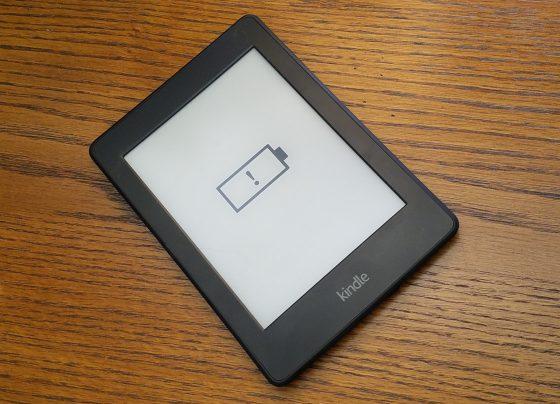 Kindle Dead Battery