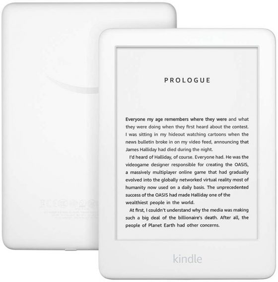 Kindle Frontlight White